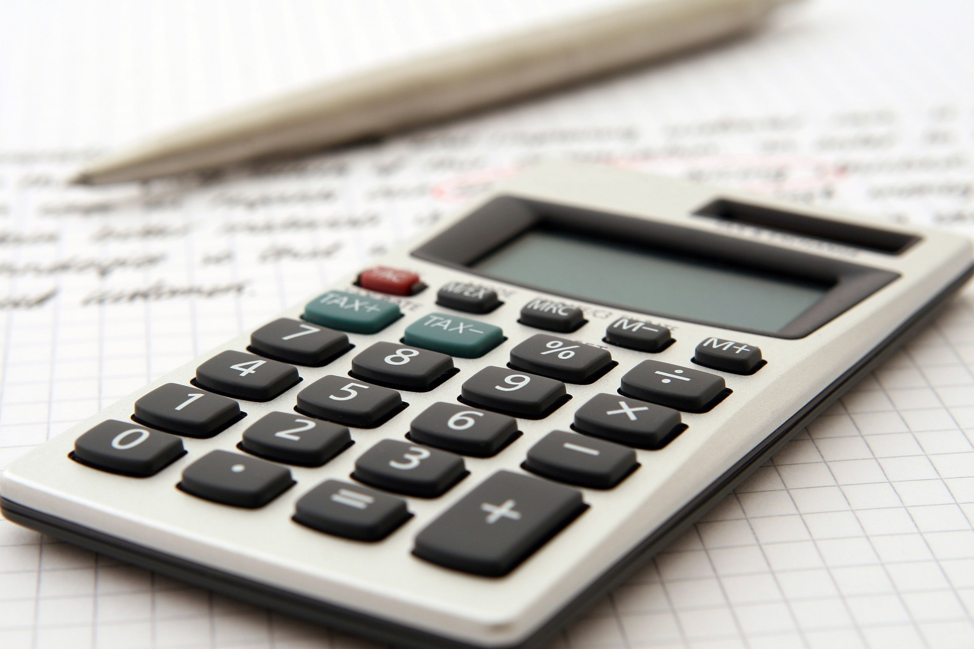 Tax professional calculator. IRS Problems? Rucker Tax can help.
